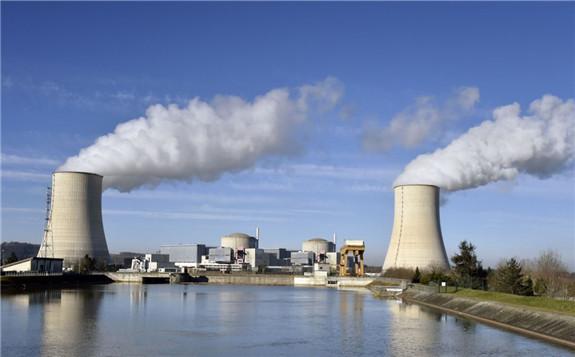 由于天气炎热,法国电力考虑关闭格尔费什核电站的输出功率
