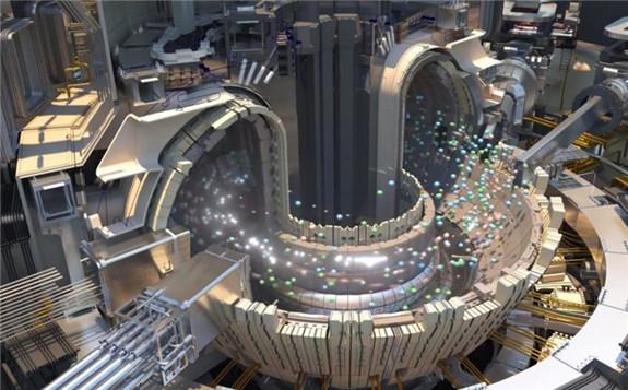 """中核集团将为国际热核聚变实验堆装""""心脏"""""""