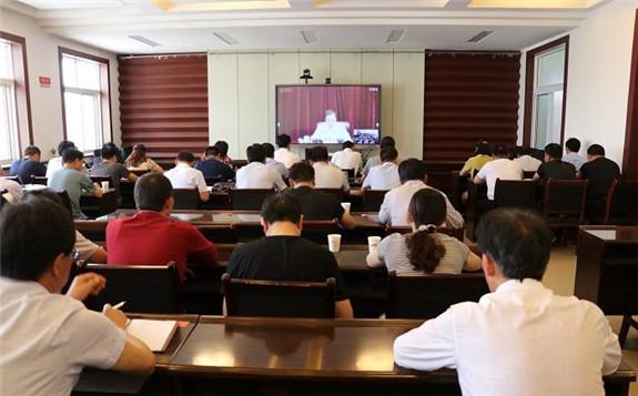 中国铀业上半年经济运行分析会:为高质量发展努力奋斗