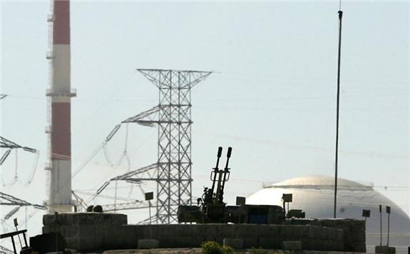 德黑兰表示俄罗斯与伊朗就核电站的发展进行合作