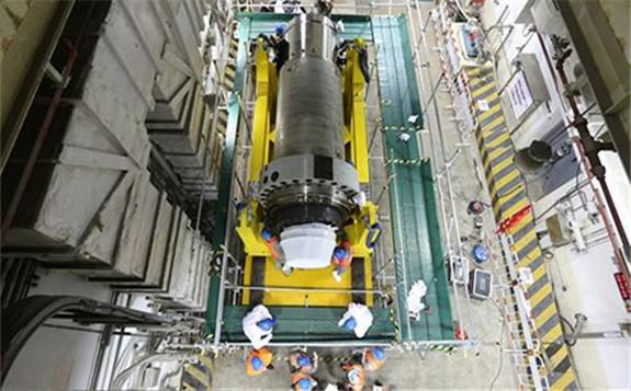 海外华龙首堆K2机组三台主泵电机空载试验圆满成功