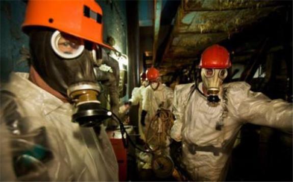 影像还原切尔诺贝利核电站爆炸过程,一个错误举动引发悲剧