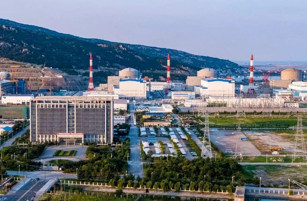 「2019年12月22日」田湾核电3、4号机组全面投产一周年