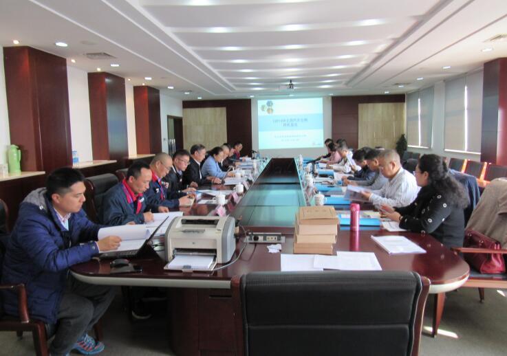 「2019年12月13日」东吴机械CAP1400主蒸汽安全阀样机的研制成功并通过鉴定