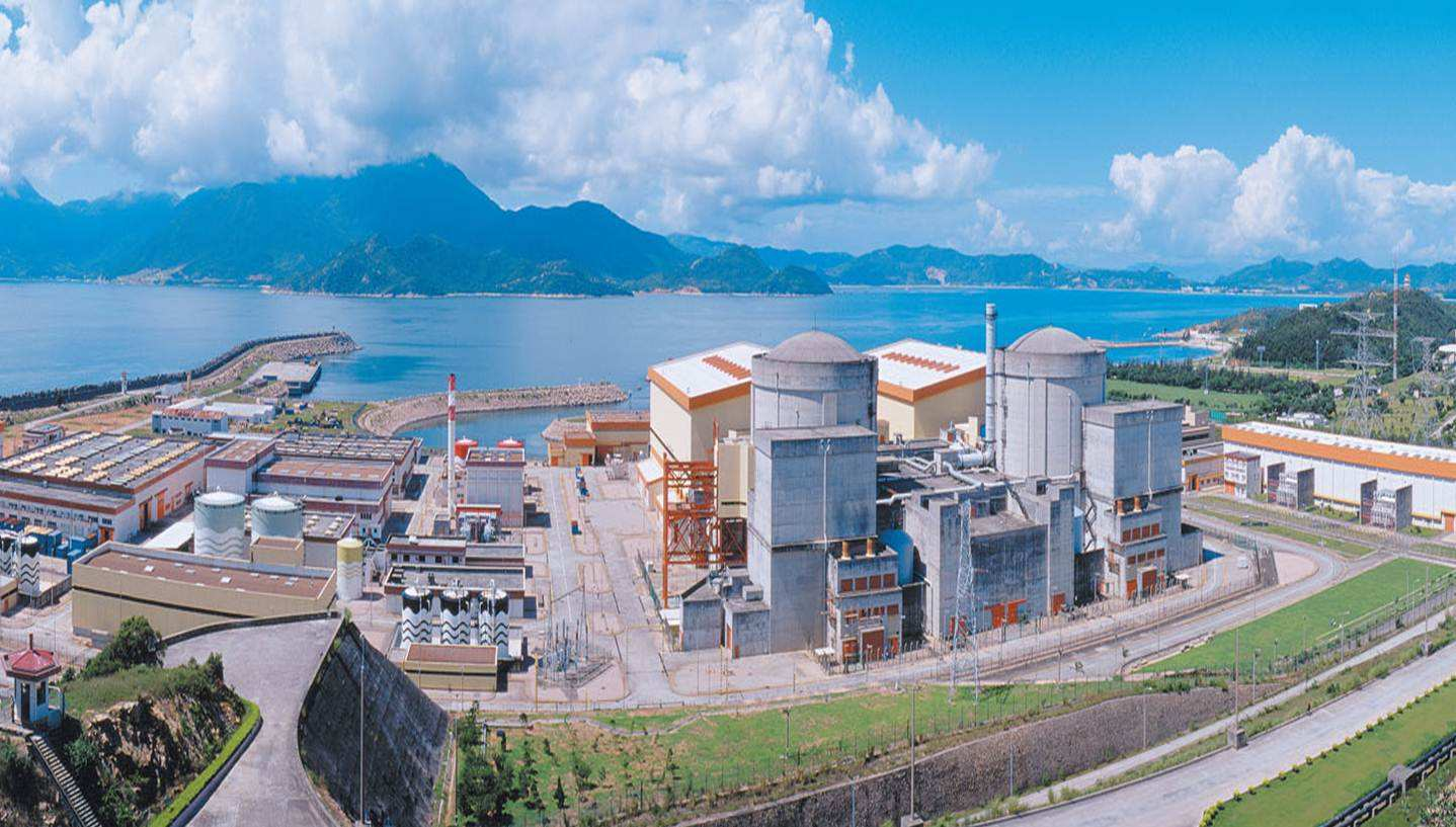 「2020年1月7日」大亚湾核电基地累计安全运行超过100堆年