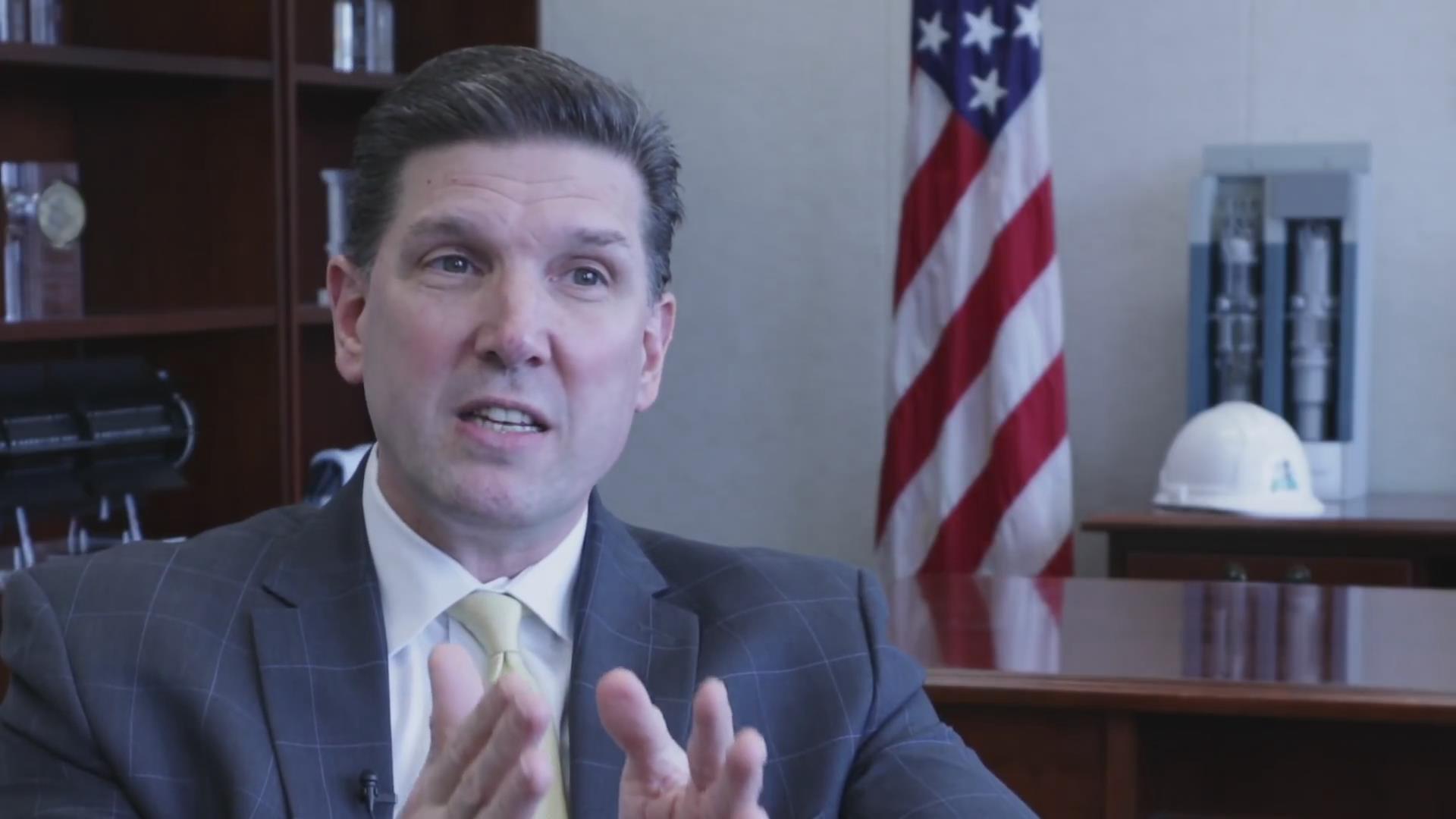 美国能源部的Ed McGinnis讨论了微型核反应堆的潜在市场影响