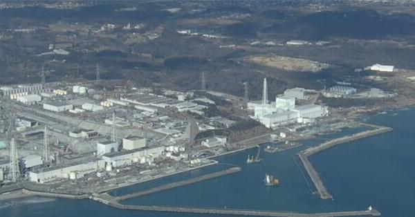 福岛第一核电站周围建造的地下冻土墙发现渗出