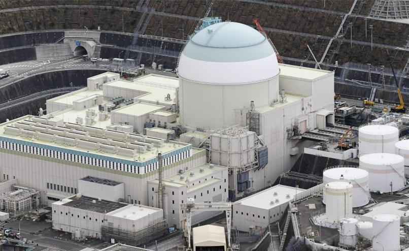 广岛高院决定叫停伊方核电站3号机组