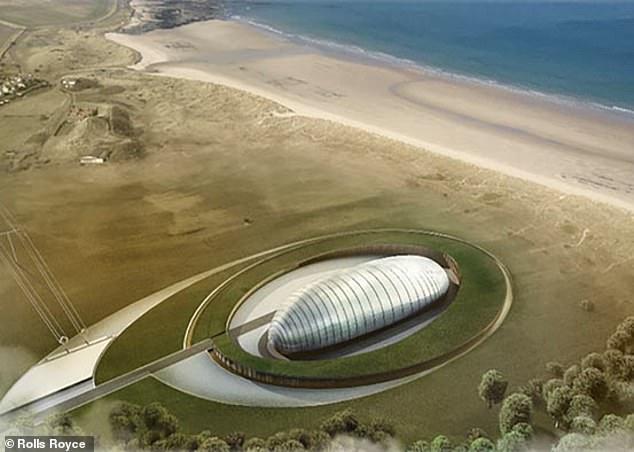 劳斯莱斯(Rolls-Royce)旗下财团将在英格兰北部建立微型核电站