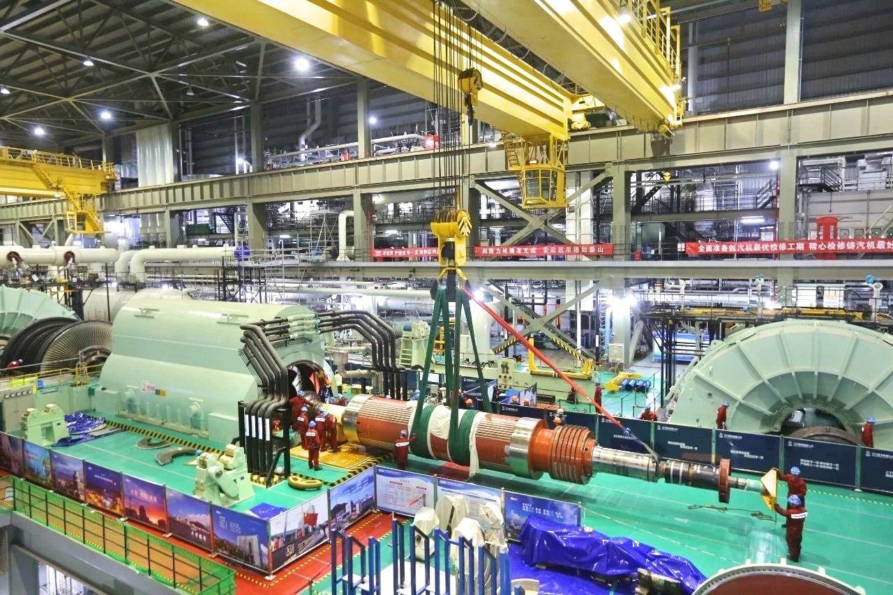 「2020年1月19日」三門核電1號機組首次換料大修完成所有檢修及試驗項目