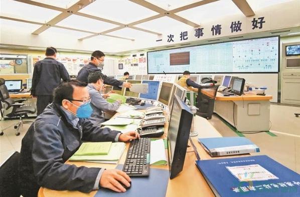 大亚湾核电基地全力保障城市电力供应