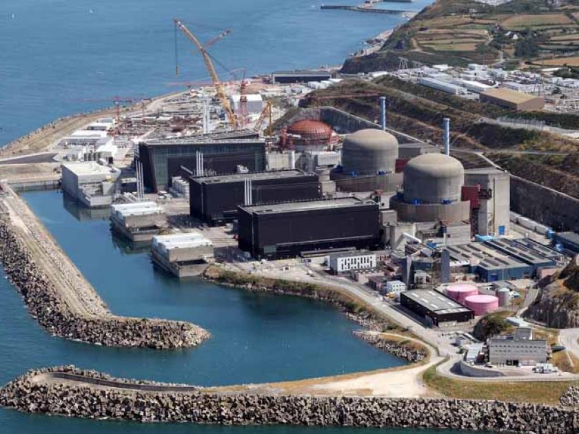 法国国内首台EPR核电机组完成热试