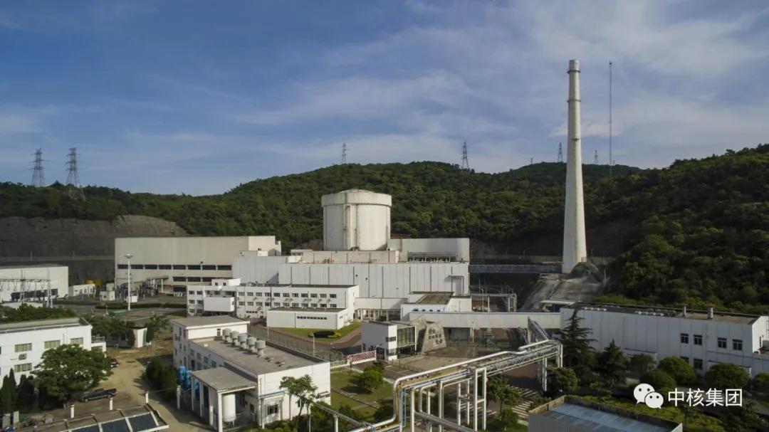 中核集團秦山核電站增容獲國家批準