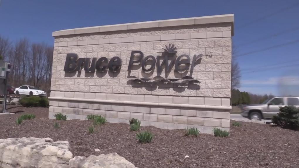 加拿大布魯斯(Bruce)核電站發生氚泄漏事故