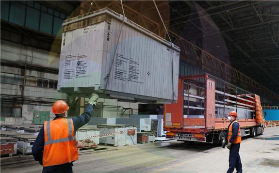 俄罗斯向土耳其阿库尤核电站(Akkuyu )运送首批设备