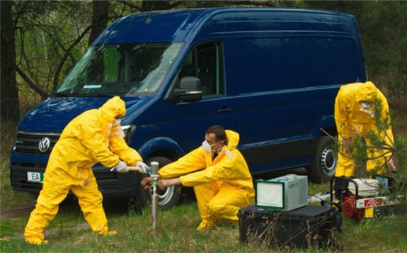 IAEA为白俄罗斯配备移动辐射监测实验室 以评估切尔诺贝利禁区放射性威胁