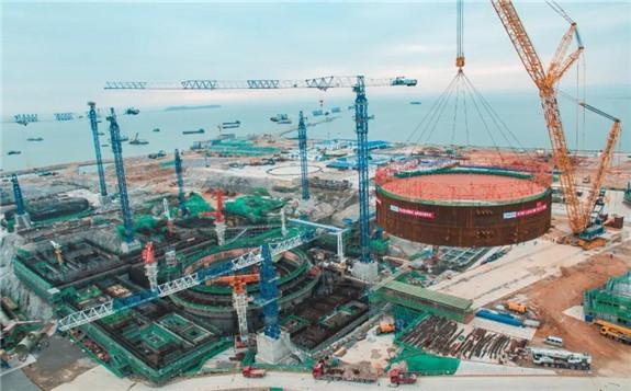 「2020年9月4日」漳州核电2号机组正式开工