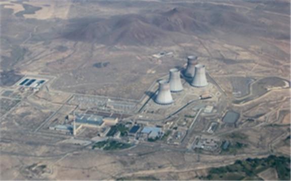 亚美尼亚(Armenian)核电站因维修而暂时关闭