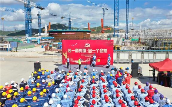 """漳州核电: 当""""四个一切""""核工业精神与爱拼才会赢相遇"""