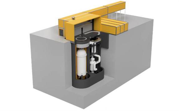 美国超安全核公司聘请韩国专家研发微型模块堆