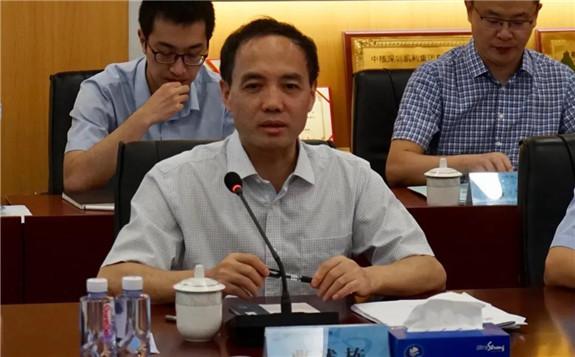 中国铀业副总经理曹述栋赴集团在深单位调研指导