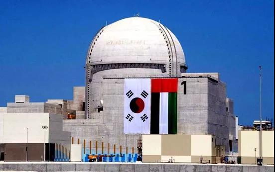 阿拉伯世界的首个核电厂巴拉卡(Barakah)投入运营