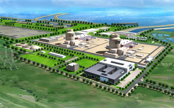 """落实核能综合利用战略 国核示范积极推进""""国和一号""""示范工程核能供暖"""