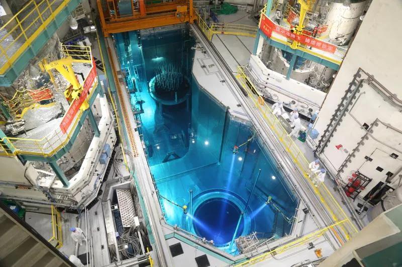 「2020年9月4日」我国自主三代核电华龙一号全球首堆开始装料