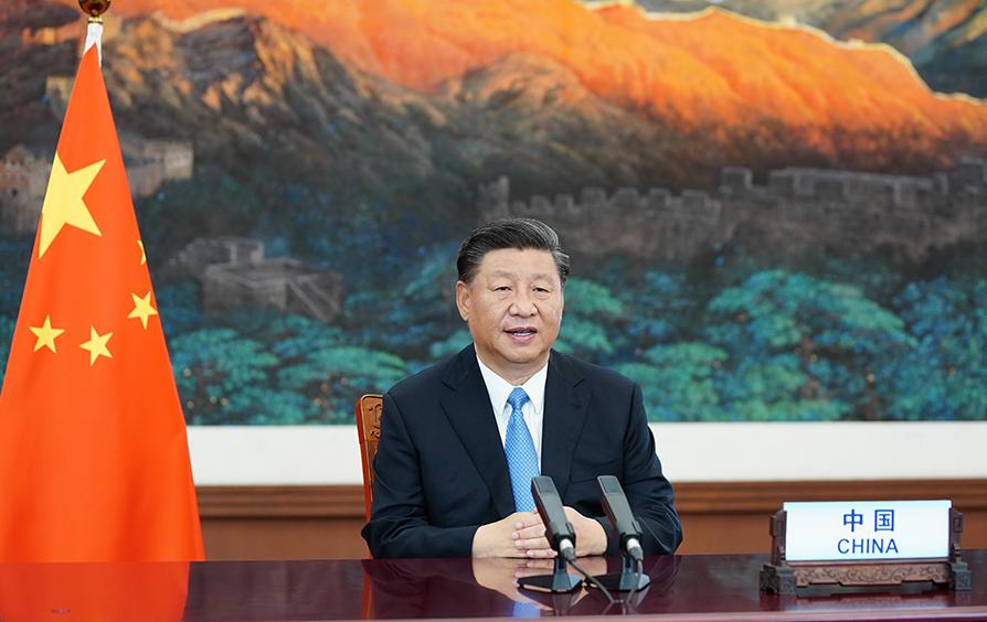 中国努力争取2060年前实现碳中和