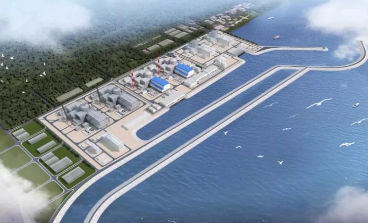 河钢为徐大堡核电厂3&4号机组供应万吨核电用钢