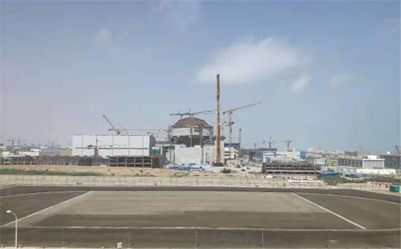"""巴基斯坦""""华龙一号""""海外首堆K-2核电站达到临界"""