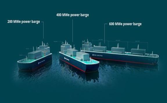 丹麦公司筹集2400万美元资金 欲将浮动核电站带到东南亚